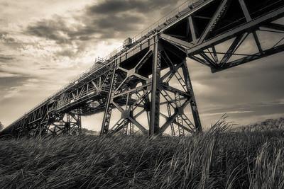 Jordan Harbour Railroad Bridge