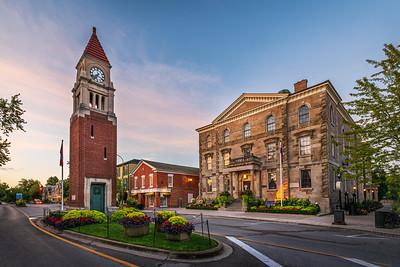 Heritage District - Niagara-On-The-Lake