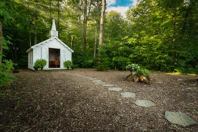 A Little Church In the Woods - Wainfleet
