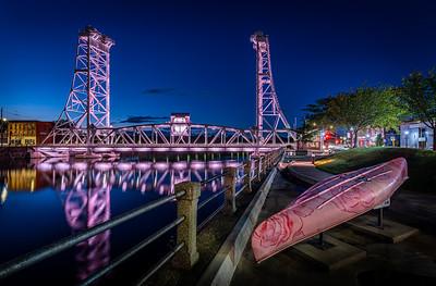 The Rose City Bridge 13 - Welland