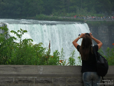 Niagara Falls, Canadian side, July 13 2014 part 1