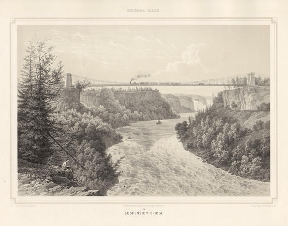 Niagara Falls, Suspension Bridge