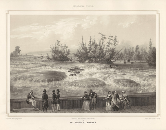 The Rapids of Niagara Falls