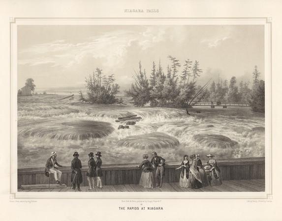 The Rapids of Niagara Falls