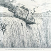 The Caroline steam boat precipitated over the falls of niagara, December 29, 1837