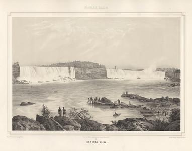 General View of Niagara Falls