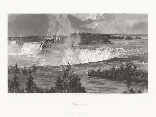 Niagara Falls 1873