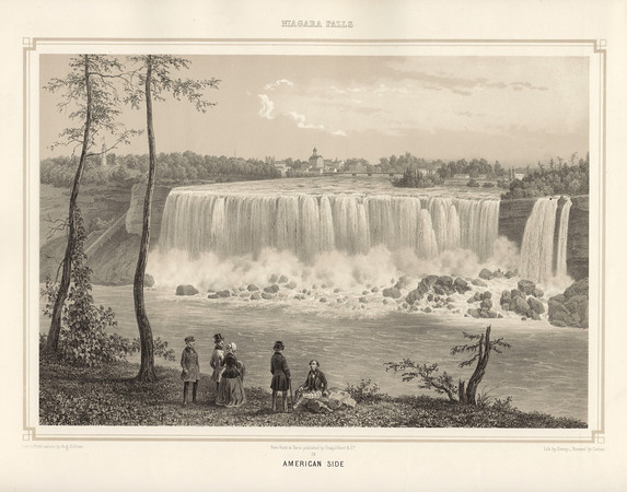 American Side of Niagara Falls
