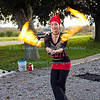 Fire Dancers at Blackwillow Winery