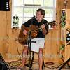 Joe Higgins at Midnight Run Wine Cellars, Ransomville, NY, July 18, 2014.