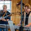 The Lakeside Duo at Midnight Run Wine Cellars, Ransomville, NY, May 30, 2014.