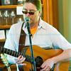 John Latini at Schulze Vineyards and Winery, April 30, 2011