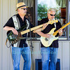 The Lakeside Band at Schulze Vineyards and Winery, May 31, 2014, in Burt, NY.