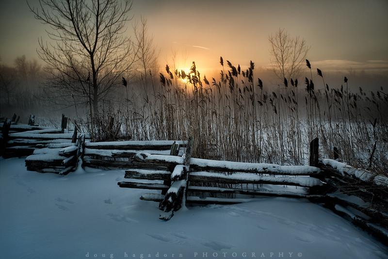 A Cold Sunrise (#0226)