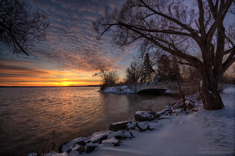 Winter Sunrise (#0003)