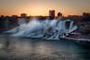 Springtime Sunrise Over Niagara