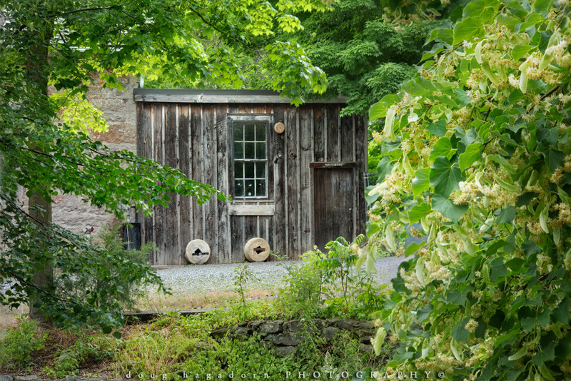 The Old Mill Turbine Shed (#0433)