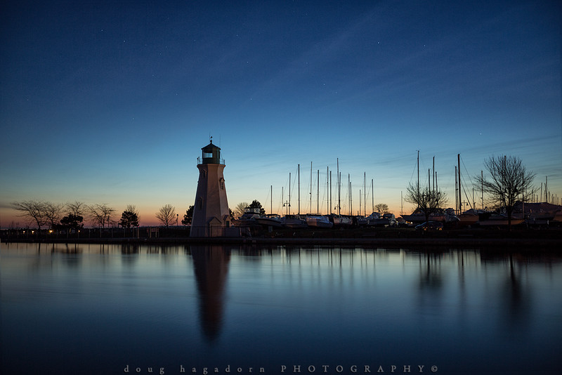 First Light At Port (#0425)