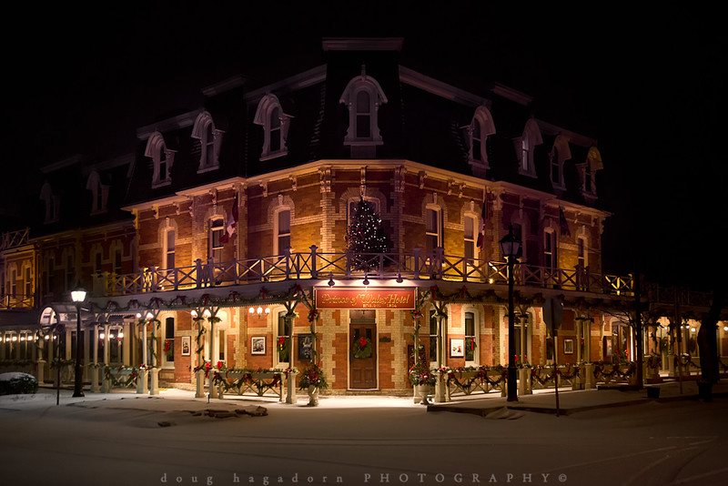 Christmas at the Prince of Wales Hotel