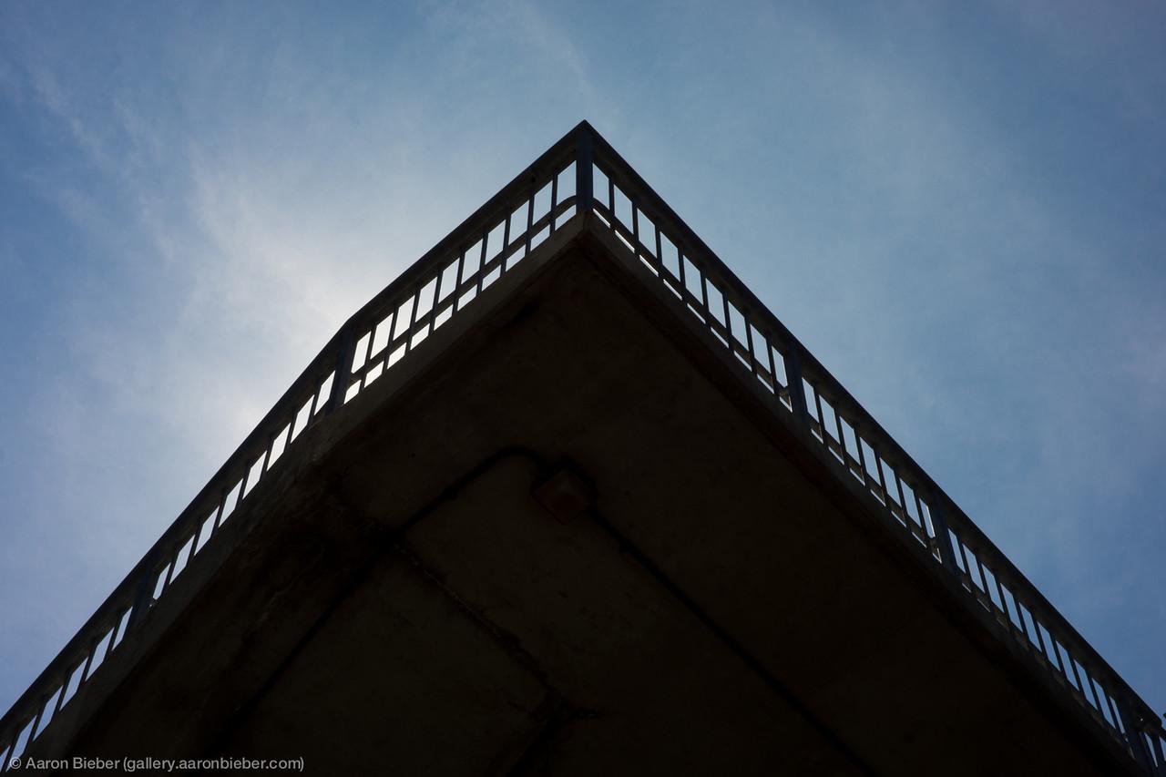 Overpass Stairway