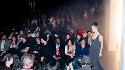 Semaine de la mode 2012