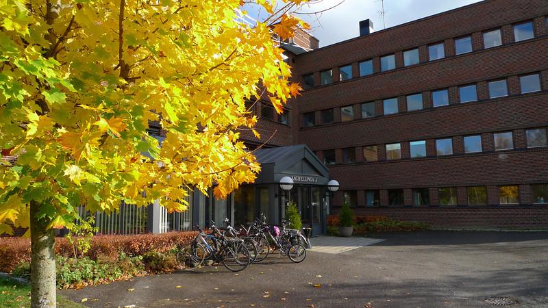Bioforsk LoA (© Ragnar Våga Pedersen)