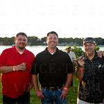 Jeff Headrick, Jeremy Durham, Brian Hart, Mike Simmons and Rick Simmons.