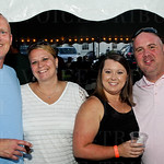 Dean and Jennifer Kisling with Elizabeth and Chad Sanders.