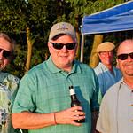 Mark Hermann, Charlie Boone and Gary DeWitt.