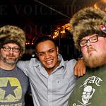 Daniel Williams, Pedro Gomez and Sam Rogers.
