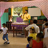 Service at Church of the Nazarene, Solentiname, Nicaragua.
