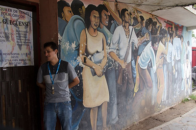 Nicaragua then and now