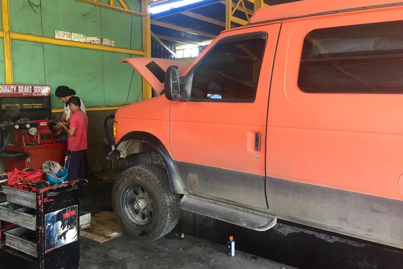 Taller Amadeus, Managua, Nicaragua