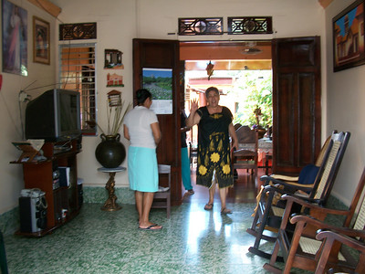 WHERE TO STAY??  **Hospedaje LIDIA (2-563-3477 / 8-947-0011) WiFi, TV (SOMETIMES there is MAYBE 1 show in English), fan.  You can purchase breakfast.  RATES:  $10/pp w/shared bathroom.  Private bathroom - $15/1, $23/2) - OWNER•MANAGER:  Manager-Maritza, Owner-Lidia LOCATION:  From the gas station (I THINK it's now Uno [it was Texaco]) on the West side of the road (across the street from where you get off the buses from CR) - at that corner turn West-Right (going into Centro) & she's a few doors down (last time I was there it was a peach colored non-descript building).  (this is where I STAY when I'm just wanting a quick overnight Visa turn-around!!)  .