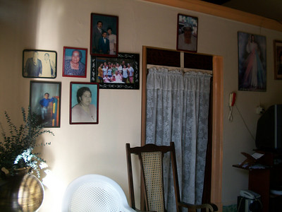WHERE TO STAY??  **Hospedaje LIDIA (2-563-3477 / 8-947-0011) WiFi, TV (SOMETIMES there is MAYBE 1 show in English), fan.  You can purchase breakfast.  RATES:  $10/pp w/shared bathroom.  Private bathroom - $15/1, $23/2) - OWNER•MANAGER:  Manager-Maritza, Owner-Lidia LOCATION:  From the gas station (I THINK it's now Uno [it was Texaco]) on the West side of the road (across the street from where you get off the buses from CR) - at that corner turn West-Right (going into Centro) & she's a few doors down (last time I was there it was a peach colored non-descript building).  (this is where I STAY when I'm just wanting a quick overnight Visa turn-around!!)