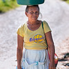 DSC07824 David Scarola PHotography, Jiquilillo Woman Carrying Bucket on Her HEad, Jiquilillo Nicaragua, web