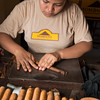 Cigar factory in Granada, Nicaragua
