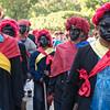 Parade during the Granada International Poetry Festival