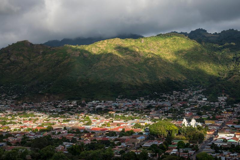 View from Cerro La Cruz, Jinotega, Nicaragua
