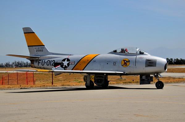 SABRE JET, F-86