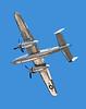 Mitchell B-25 at Lyon Air Museum, Doolittle Event, John Wayne Airport, OC, CA