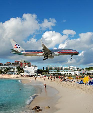Sunset Beach St. Maarten