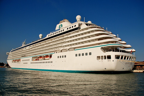 CRYSTAL SERENITY IN VENICE, NICE VIEW, NICE COLORS