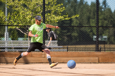 Corporate Kickball Fundraiser 2017