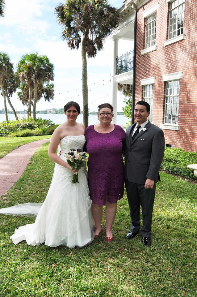 Wedding at The Bay Preserve , Osprey FL