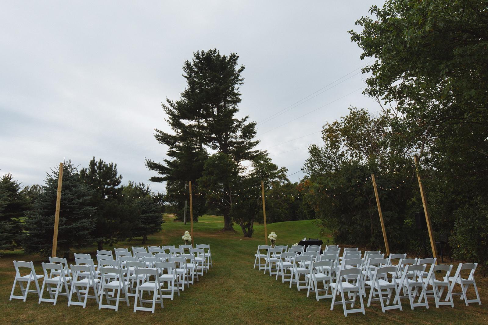 Westfield Golf Club Wedding - Nick and Janna