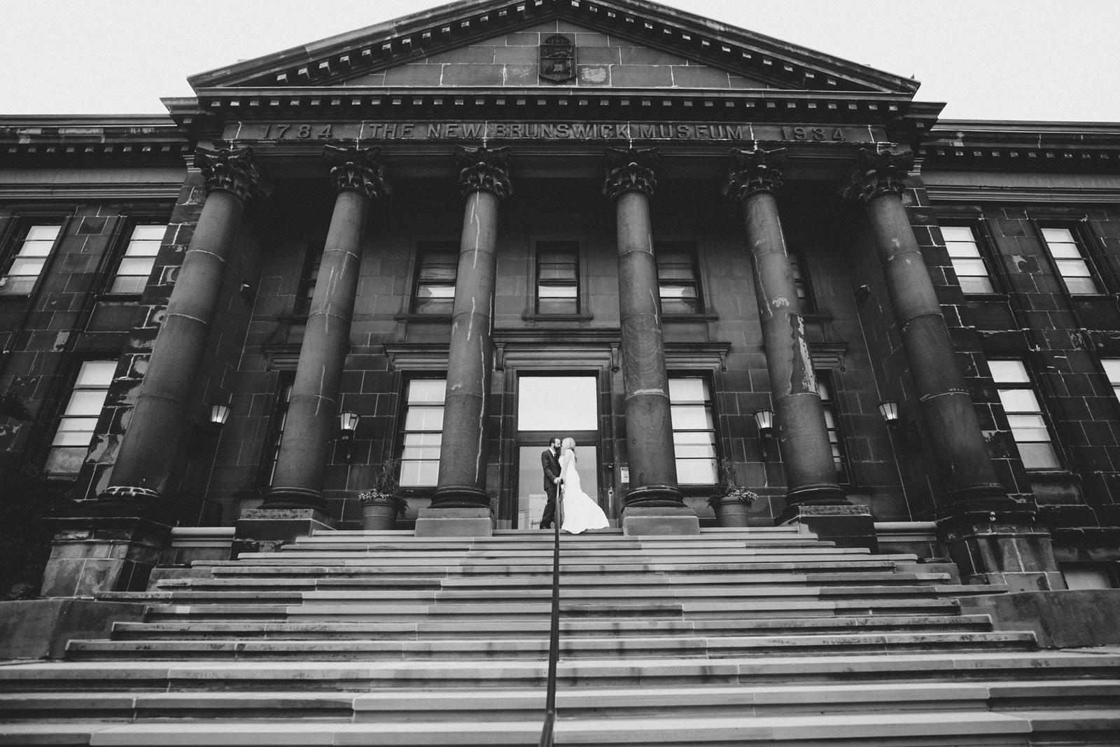 NB museum wedding