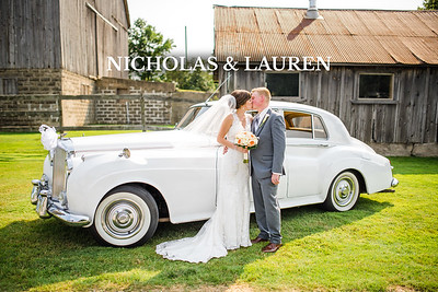 Nick & Lauren