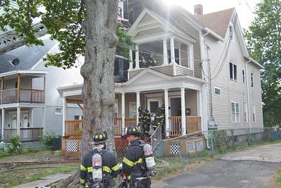 Structure Fire - 9 Deerfield St., Hartford, CT - Unknown Date