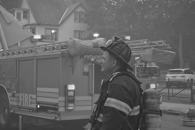 Structure Fire - Broad St, Hartford, CT - 8/25/16